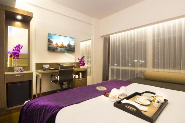 Rooms at Satoria Hotel Yogyakarta