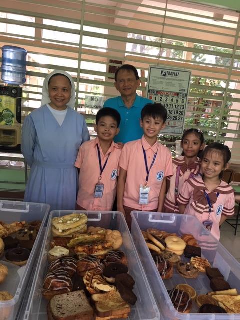 Starbucks Philippines and the Philippine Food Bank Foundation Foodshare Program