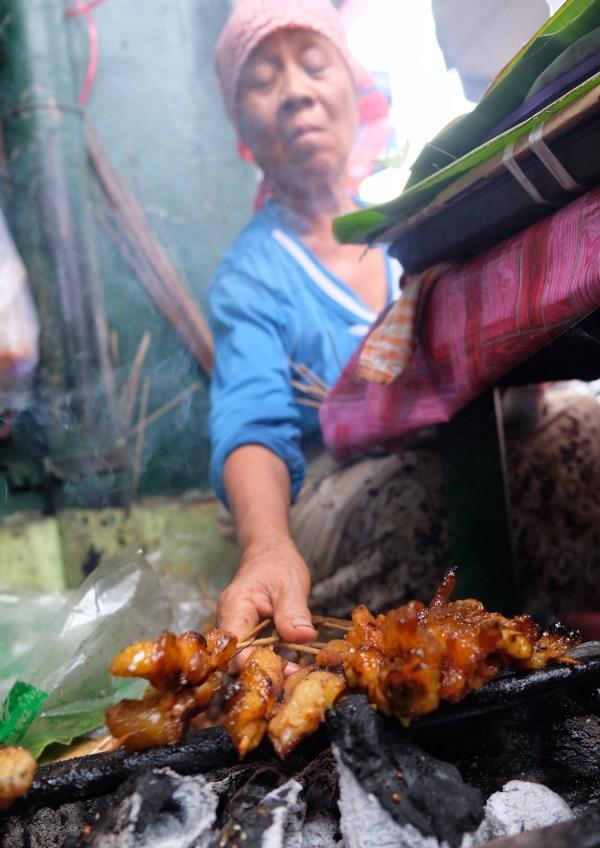 Street Food at Malioboro