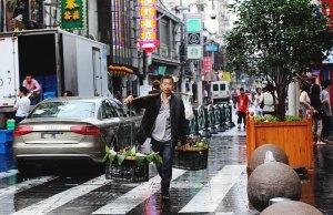 Streets of Shanghai photo by Christie Kim via Unsplash