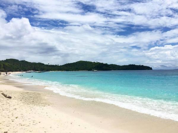 Subic Beach in Matnog via FB Page