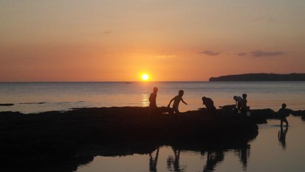 Sunset in Sorsogon - Best Beaches in Sorsogon Province