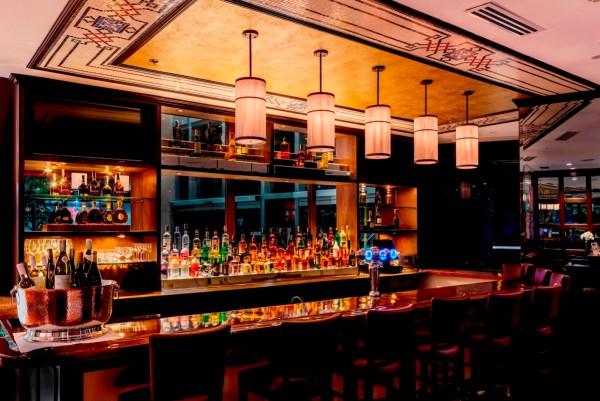 The Bar at Wolfgang's Steakhouse BGC