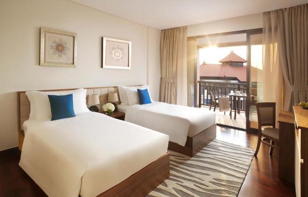 Two Bedroom Luxury Apartment at Anantara The Palm Dubai Resort