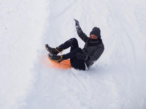 Winter in Sapporo