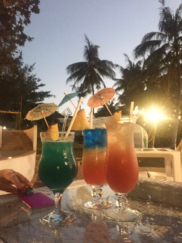 Boracay Cocktails