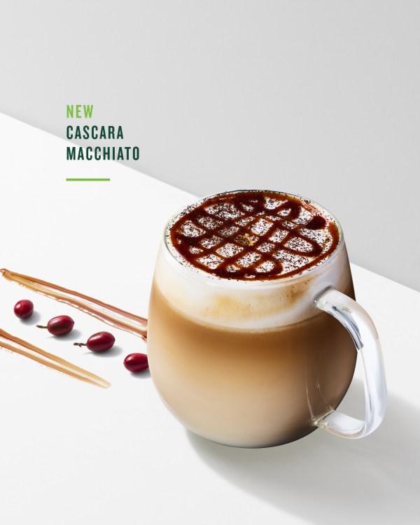Cascara Macchiato - Cold Craft Coffee Beverages