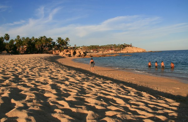 Chileno Beach by Tanenhaus via Flickr CC