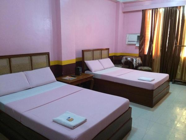 Deluxe Room at Shemaja Inn Kalibo