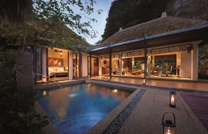 Garden Villa at The Banjaran Hotsprings Retreat