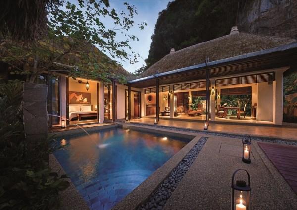 Garden Villa at The Banjaran Hotsprings Retreat