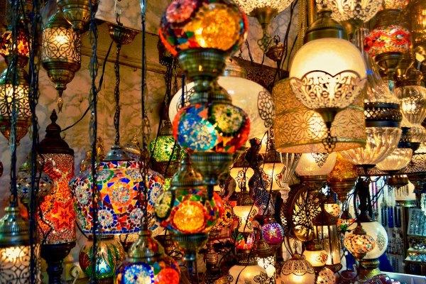 Grand Bazaar Istanbul by Ridwan Meah via Unsplash