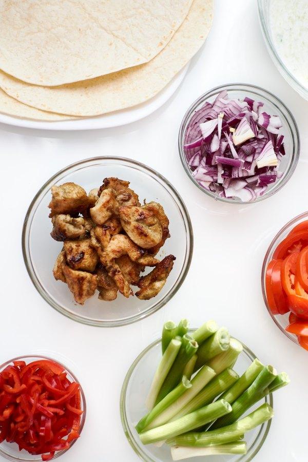 Gyros by Szabo Viktor via Unsplash Eat in Mykonos