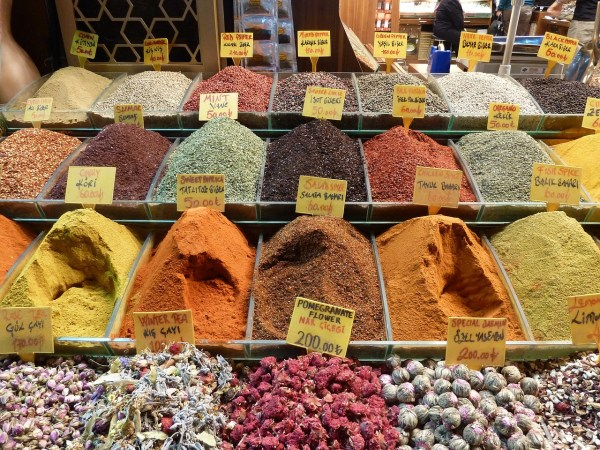 Istanbul Spice Market