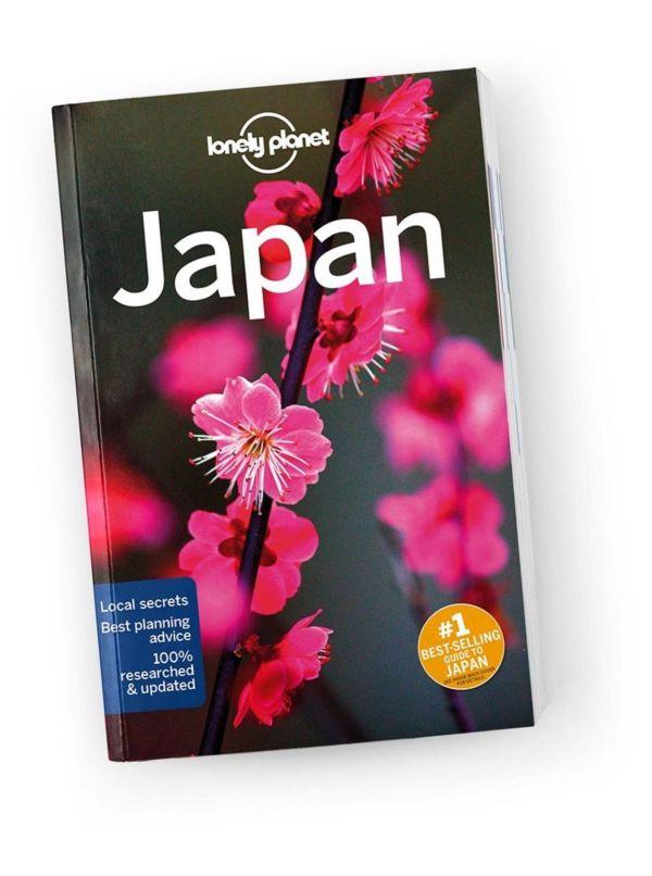 Loney Planet Japan