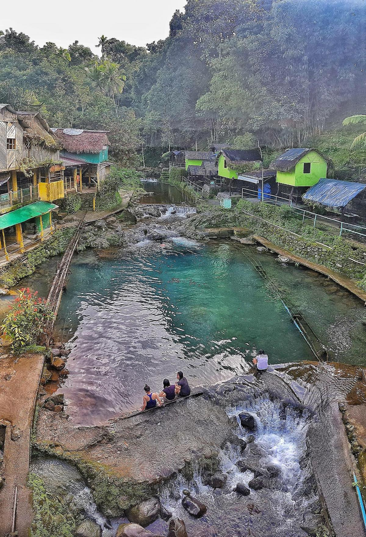 Malinaw Spring Resort In Lucban, Quezon