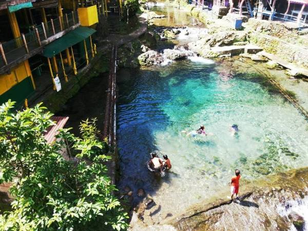 Malinaw Spring and Resort photo by Tara na sa Quezon FB Page