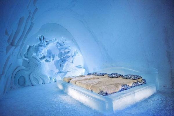 Mammut Snow Hotel in Kemi