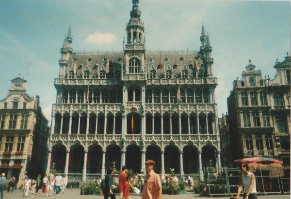 Museum of the City of Brussels by Renee Van Wesep via Unsplash