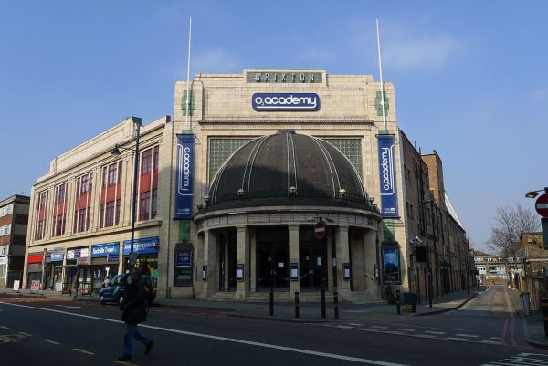 O2 Brixton Academy photo by Ewan Munro via Wikipedia CC
