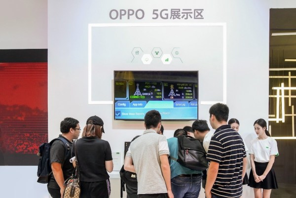 OPPO Unveils Its Find X 5G Prototype