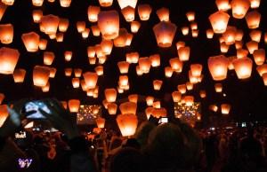 Pingxi Lantern Festival 2019 in Taiwan by Jirka Matousek via Flickr CC