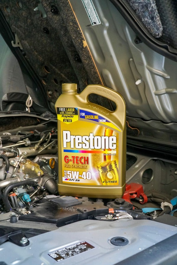 Prestone G-Tech 4 Liters