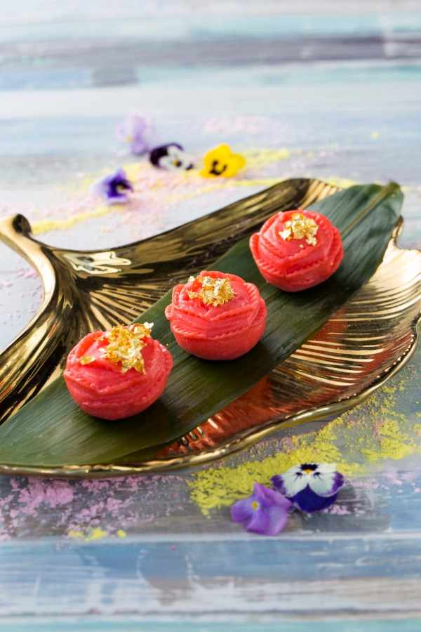 Red Rose Dumplings
