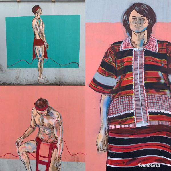These Murals Prove That Baguio Is Indeed A City For Creative People photo by Titanum Runner