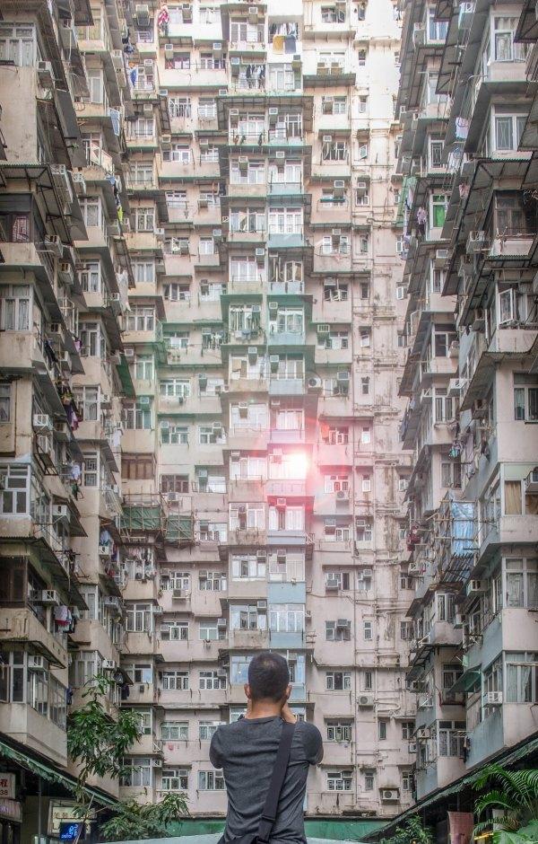 Yick Cheong Building by Chor Hung Tsang via unsplash