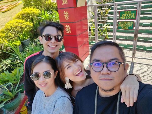 Baguio Loves PayMaya Squad at Bell Church