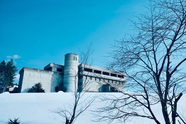 Ikeda Wine Museum in Hokkaido