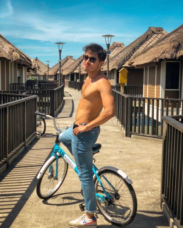John in Avani Resort in Malaysia