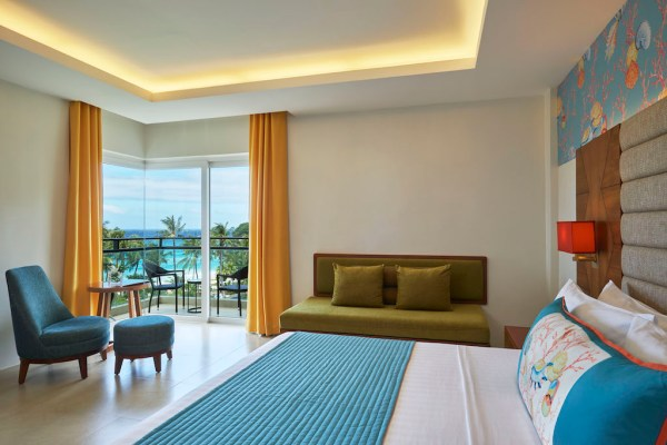 Movenpick Boracay Smaller Premium Seaview Room