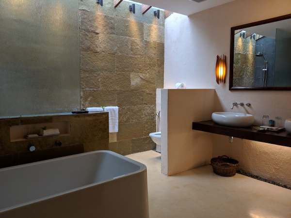 My ideal bathroom - Bluewater Panglao