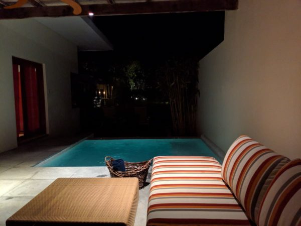 Private Dipping Pool One Bedroom Villa- Bluewater Panglao by Fabian Encarnacion