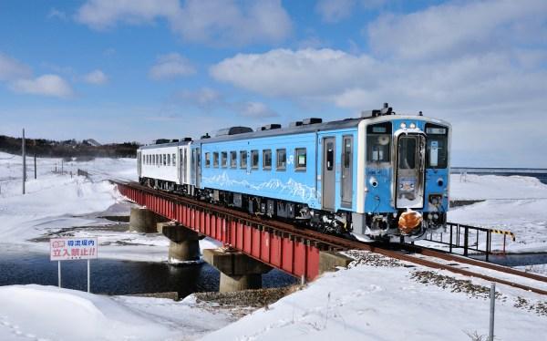 Ryuhyo Monogatari Train photo via JNTO