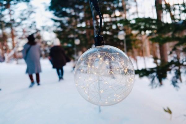This way to winter wonderland