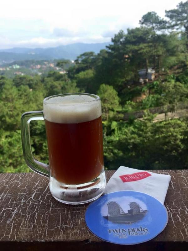 Baguio Craft Brewery photo via FB Page