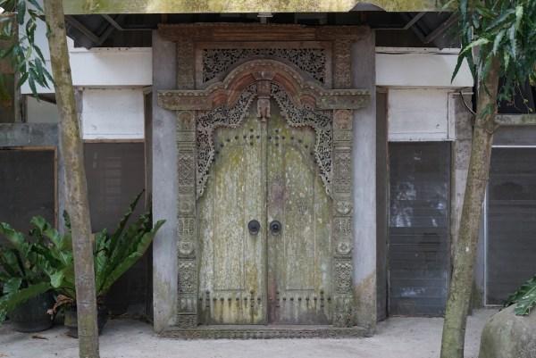 Balinese Doors at Punong Gary's