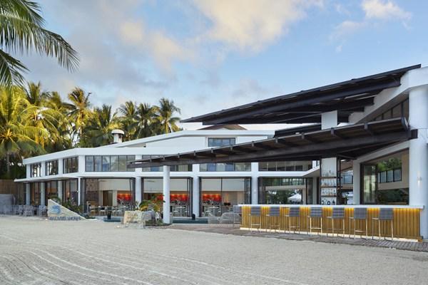 Discovery Shores Boracay - это пляжный курорт на станции 1.