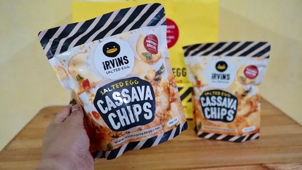 IRVINS Salted Egg Philippines