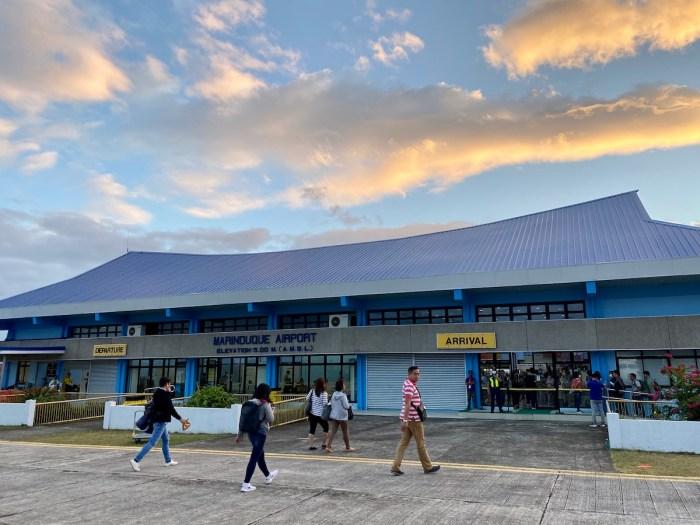 Marinduque Airport in Gasan