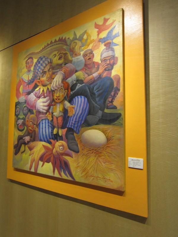Nemi Miranda's art masterpieces