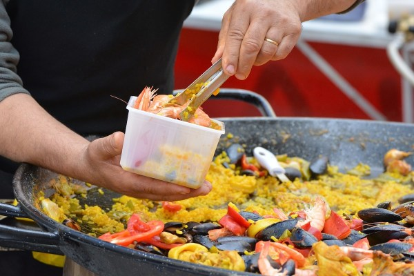 Paella Special