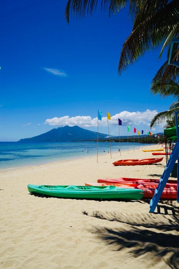 Poctoy Beach in Marinduque
