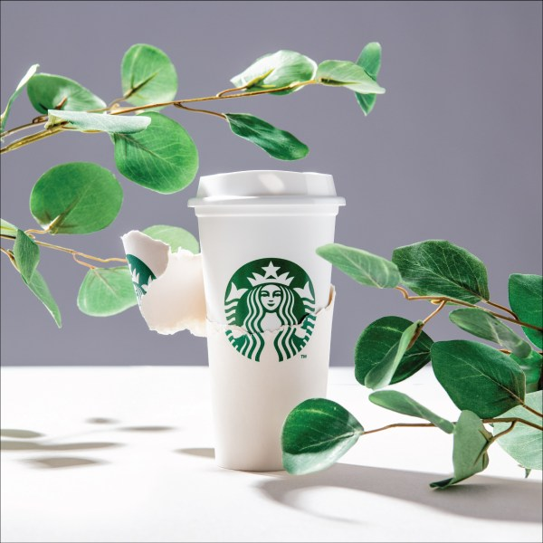 Starbucks Philippines Reusable Cup