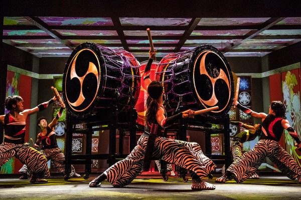 Drum Tao Rhythm of Tribe Live in Manila 2019