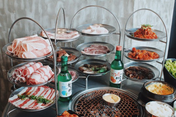 Fantastic Chef Unli Korean BBQ Grill