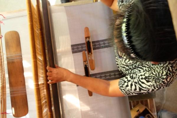 Hablon Weaving in Iloilo